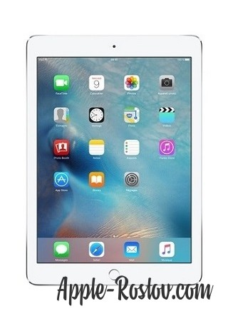 Apple iPad Air 2 Wi-Fi + Cellular 128 Gb Silver