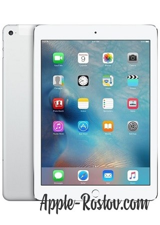 Apple iPad Air 2 Wi-Fi + Cellular 32 Gb Silver