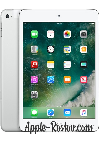 Apple iPad mini 4 Wi-Fi + Cellular 128 Gb Silver