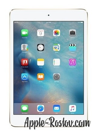 Apple iPad mini 4 Wi-Fi 128 Gb Gold