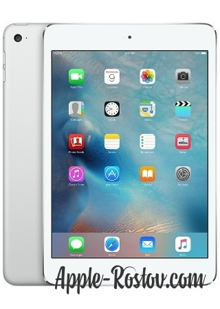 Apple iPad mini 4 Wi-Fi 32 Gb Silver
