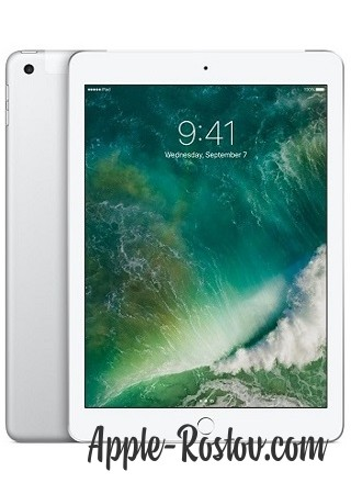 Apple iPad Wi‑Fi + Cellular 128 Gb Silver