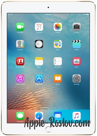 Apple iPad Pro 10.5 Wi‑Fi 256 Gb Gold