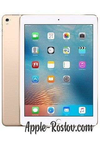 Apple iPad Pro 9.7 Wi‑Fi + Cellular 256 Gb Gold