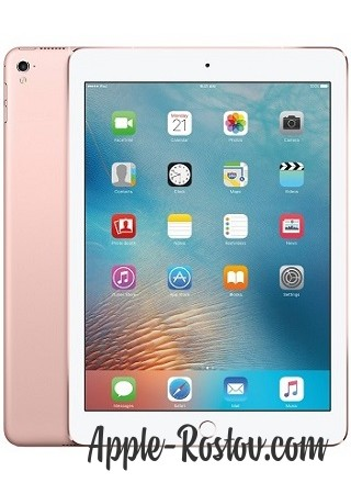 Apple iPad Pro 9.7 Wi‑Fi + Cellular 256 Gb Rose Gold