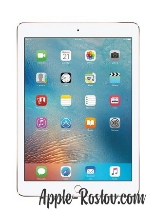 Apple iPad Pro 9.7 Wi‑Fi 128 Gb Rose Gold