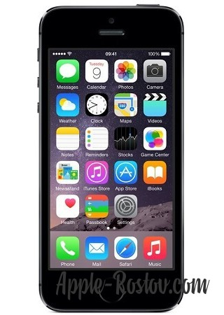 Apple iPhone 5s 32 Gb Space Gray