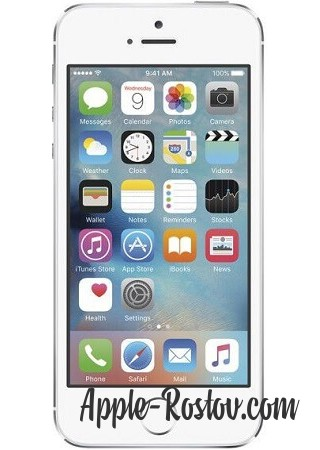 Apple iPhone 5s 64 Gb Silver