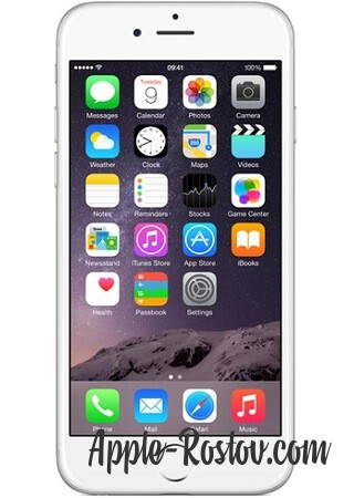 Apple iPhone 6 Plus 16 Gb Silver