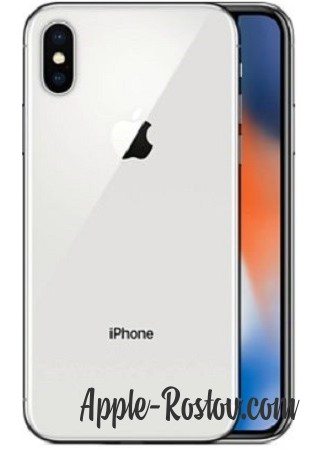 Apple iPhone X 64 Gb Silver