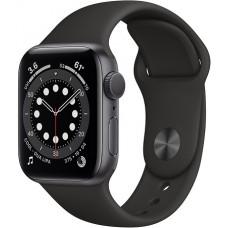 Apple Watch Series 6 44mm Space Gray / Black