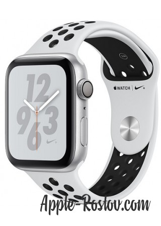 Apple Watch Series 4 Nike+ 40mm Silver / Pure Platinum