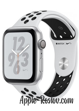 Apple Watch Series 4 Nike+ 44mm Silver / Pure Platinum
