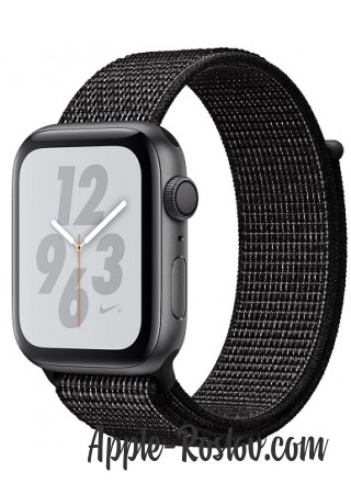 Apple Watch Series 4 Nike+ 40mm Space Gray / Black Nike Loop