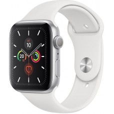 Apple Watch Series 5 40mm Silver / White