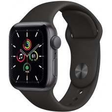Apple Watch SE 44mm Space Gray / Black