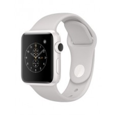 Apple Watch Edition 38 mm white ceramic/sport white cloud