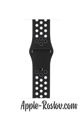 Apple Watch NIKE+ 38 mm space gray/black - cold gray