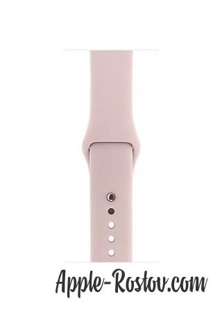 Apple Watch 2 38 mm rose gold/sport pink