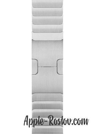 Apple Watch 2 42 mm stainless steel/link bracelet Silver