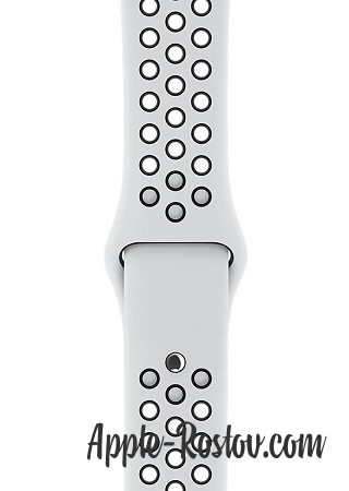 Apple Watch Series 3 NIKE+ 42 mm Silver/Pure Platinum