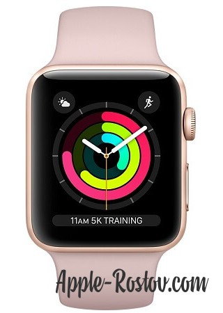 Apple Watch 3 38mm Gold/Rose