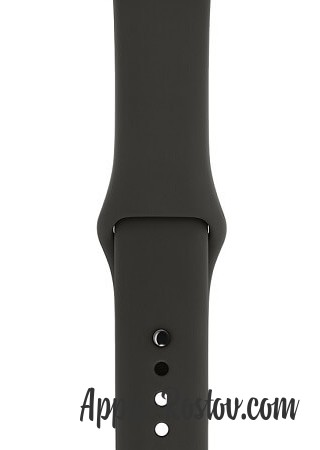 Apple Watch 3 38mm Space Gray/Gray