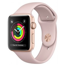 Apple Watch 3 42mm Gold/Rose
