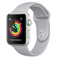 Apple Watch 3 42mm Silver/Fog
